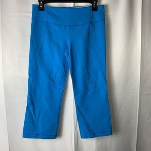 (Like new) Lululemon Capri leggings